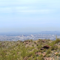Fat Man's Pass, A Hike on South Mountain