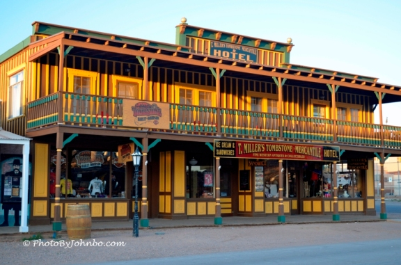 Tombstone Hotel and Merchantile