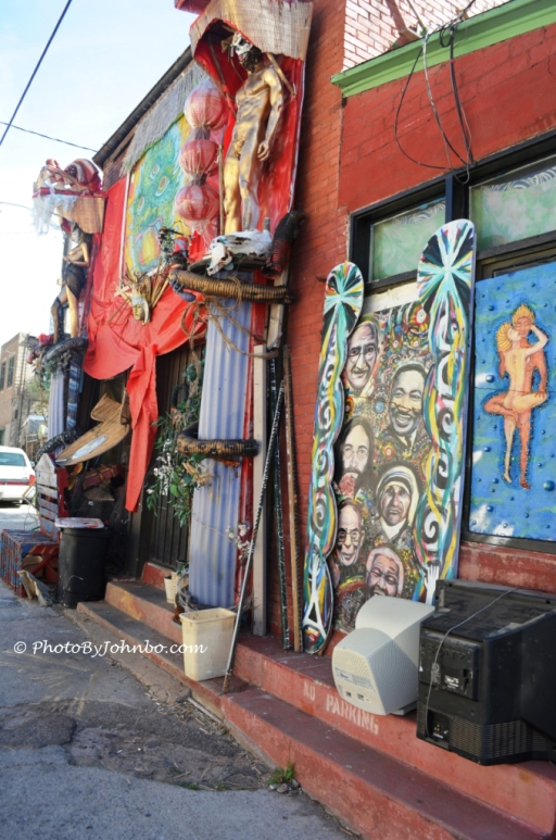 Bisbee Art Shop