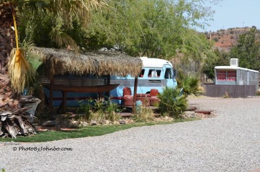 Shady Dell Motor Home