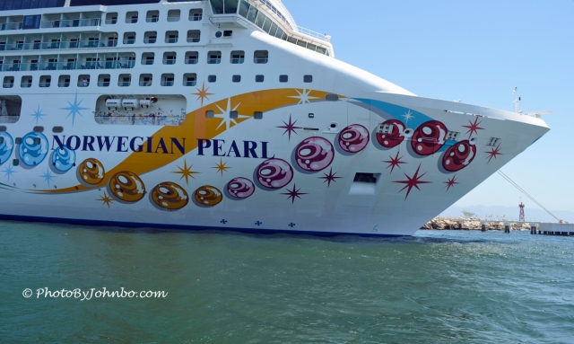 The Norwegian Pearl