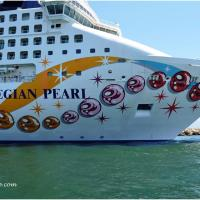 The Norwegian Pearl – Our Home for a Fortnight