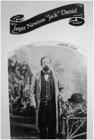 An introduction to the life of jasper newton daniel