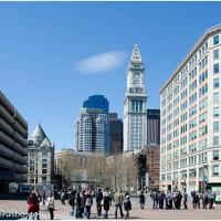 Boston Massachusetts – A Walk on the Freedom Trail