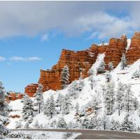 "Bryce Canyon – ""It's Beginning to Look a Lot Like Christmas"""