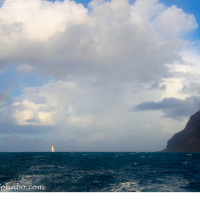 Na Pali Coast – Sunset Sail on the Southern Star