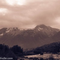 The Last Frontier – Alaska in Black and White