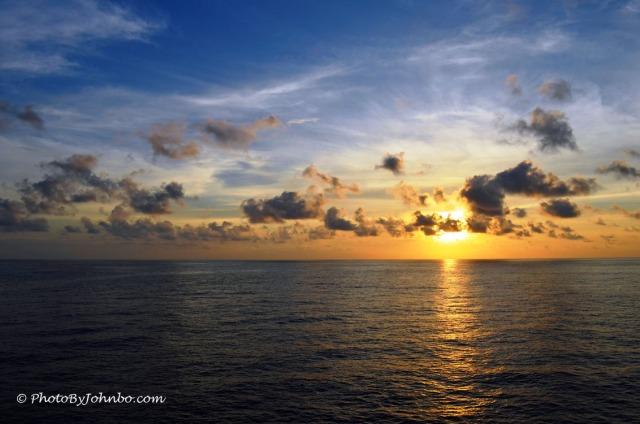 18-Sunset_At_Sea