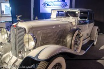 Classic car designs are lessons in harmonious lines and shapes.