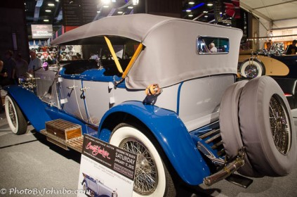 1927 Isotta Fraschini Phaeton did not meet reserve