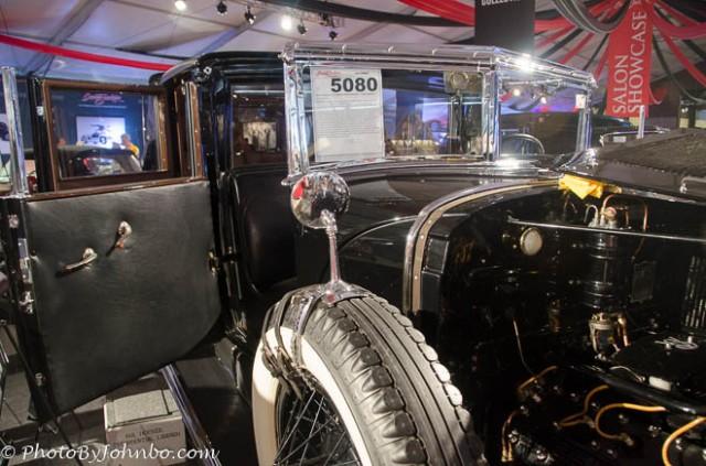 1927 Cadillac Town Cabriolet