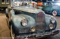 1942 Packard 160 Convertible sold for $165,000 US