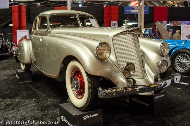 1939 Pierce Arrow
