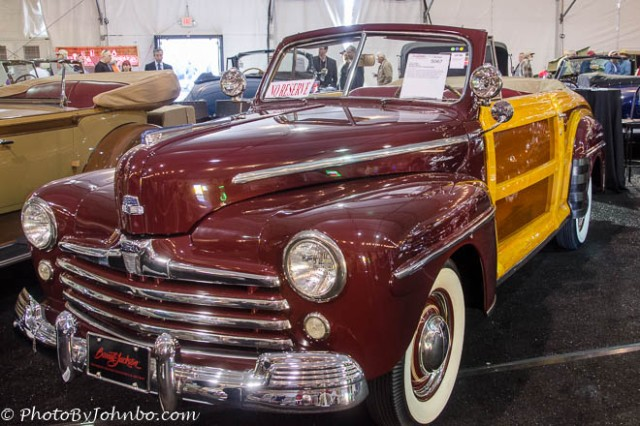 1947 Ford Sportsman Convertable