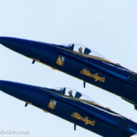 Airsho! - The Blue Angels Visit Fargo