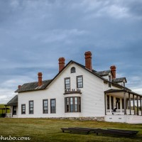 Fort Abraham Lincoln - The Custer House