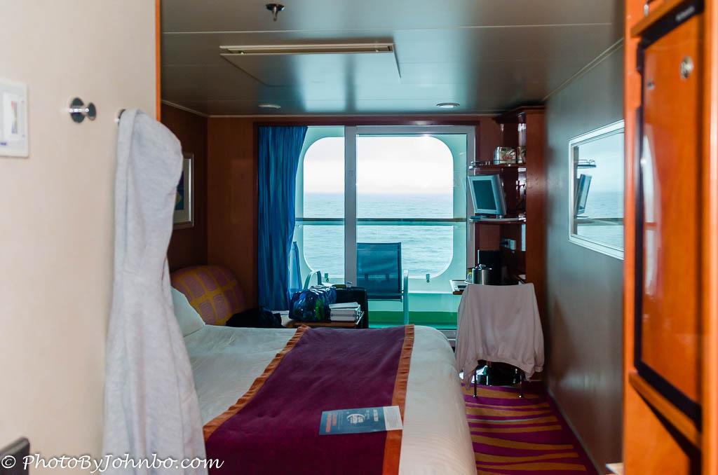 The norwegian pearl north to alaska journeys with johnbo for Alaska cruise balcony room