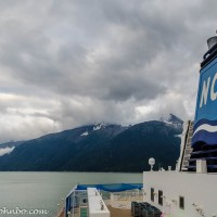 The Norwegian Pearl - North to Alaska
