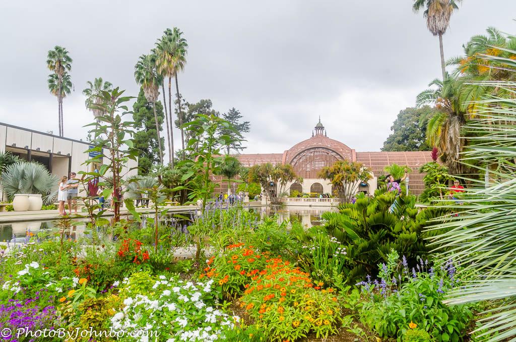 Balboa Park Gardens 1