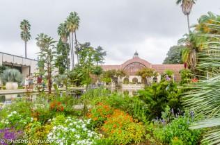 The Balboa Park Botanical Building
