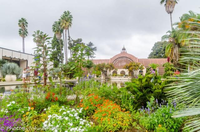 Balboa Park Gardens-1