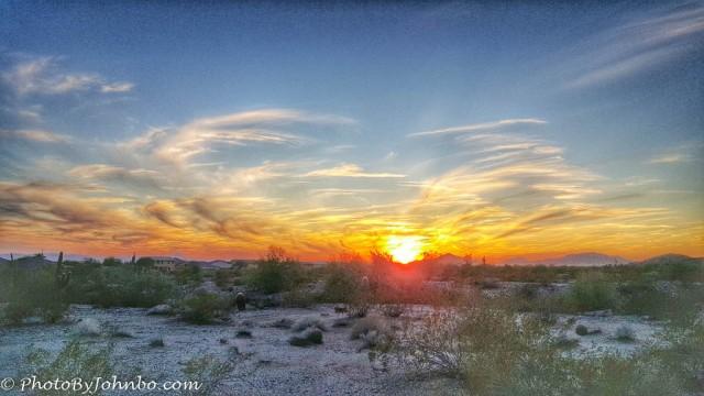 Buckeye Sunset-1-2