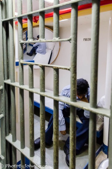The Brig (ship's jail)