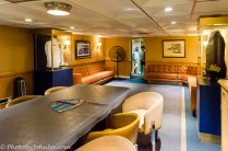 The Captain's outer office.
