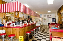 We had a great lunch at this 50's era diner.
