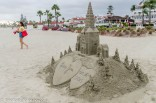 Bill Pavlacka is the Sandcastle Man