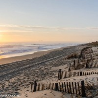 Outer Banks - Sunrise on the Atlantic