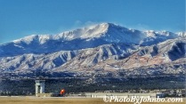 *Pikes Peak, Colorado Springs, Colorado.