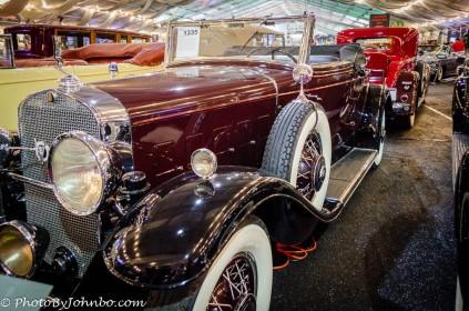 1931 Cadillac 355 A V8 Convertible