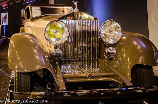 1934 Rolls-Royce Phantom II Kellner Cabriolet
