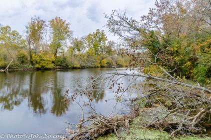 Haw River.