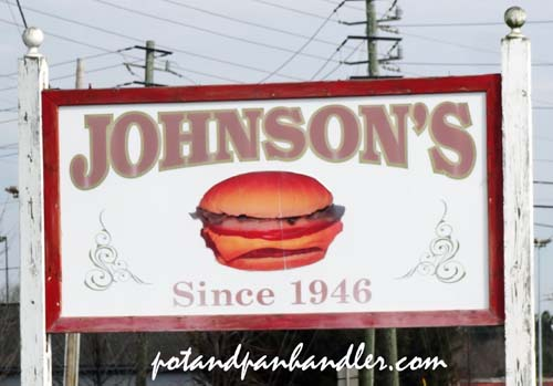 Johnson's Burgers... Nuff said.