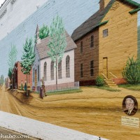 The Murals of Siler City - Explore the Murals but Stay for the Burgers