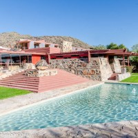 Taliesin West - Shining Brow of Scottsdale