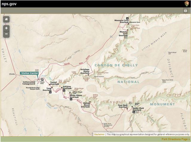 NPS-Map