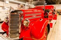 Fire engine from Pierre, South Dakota.