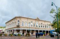 Downtown Santa Fe.