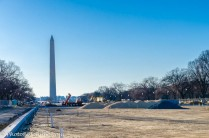Washington Monument and Capitol Mall renovation.