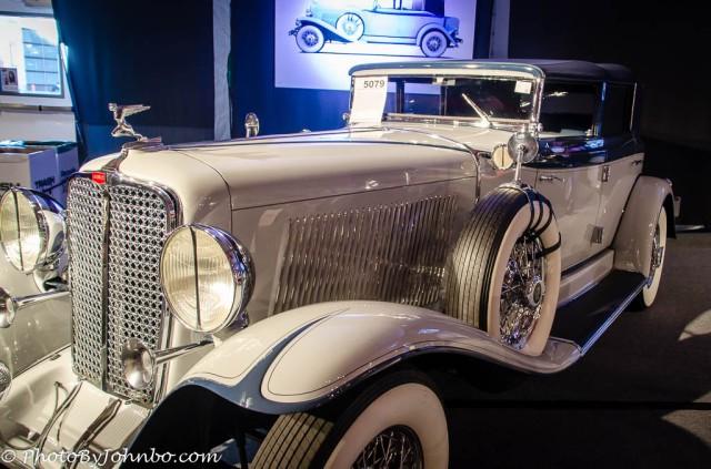 1932 Auburn Convertable