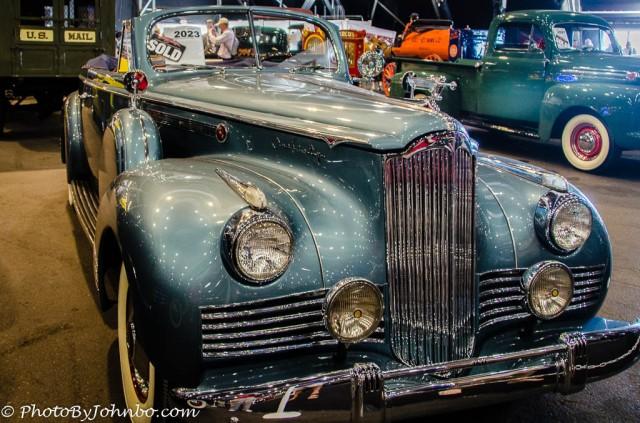 1942 Packard 160 Convertible