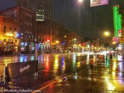 Honky Tonk Row, Nashville, TN