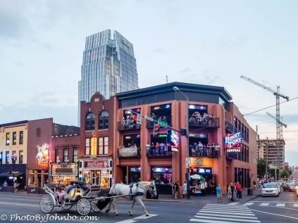 Broadway view.