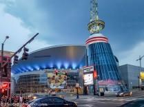 Bridgestone Arena.