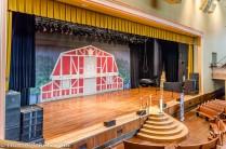 WSM stage backdrop.