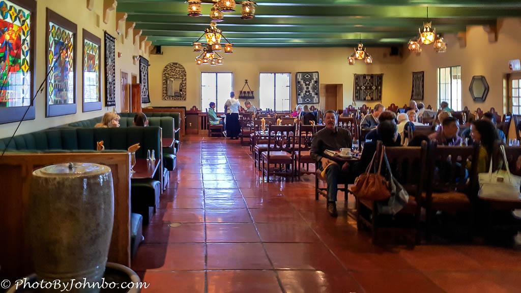 La Posada Winslow Restaurant Menu