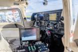 "Electronic ""glass cockpit"" CAP aircraft."
